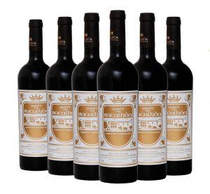 Vinho Quinta da Bacalhoa Cab. Sauvignon 6 Garrafas