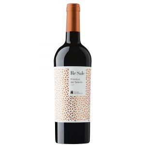 Vinho Re Sale Primitivo del Salento IGP 2017
