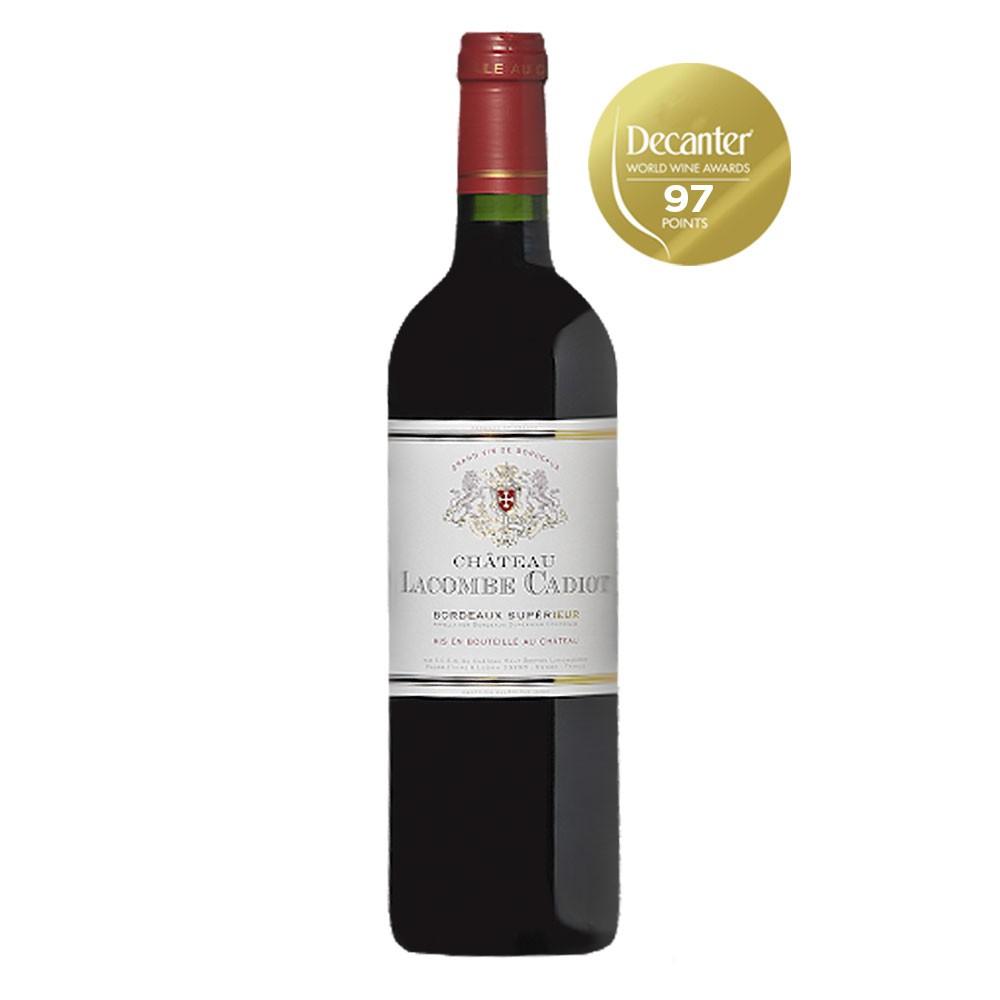 Bordeaux Supérieur Château Lacombe Cadiot 2018