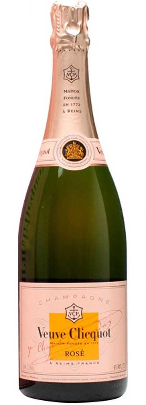 Champagne Veuve Clicquot Brut Rose