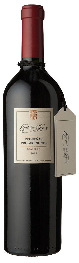 Escorihuela Gascon Pequenas Producciones Malbec