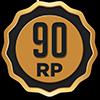 Pontuação: RP 90