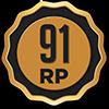 Pontuação: RP 91