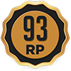 Pontuação: RP 93