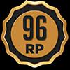 Pontuação: RP 96