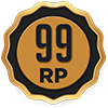 Pontuação: RP 99