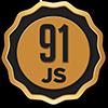 Pontuação 2: JS 91