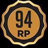 Pontuação 2: RP 94