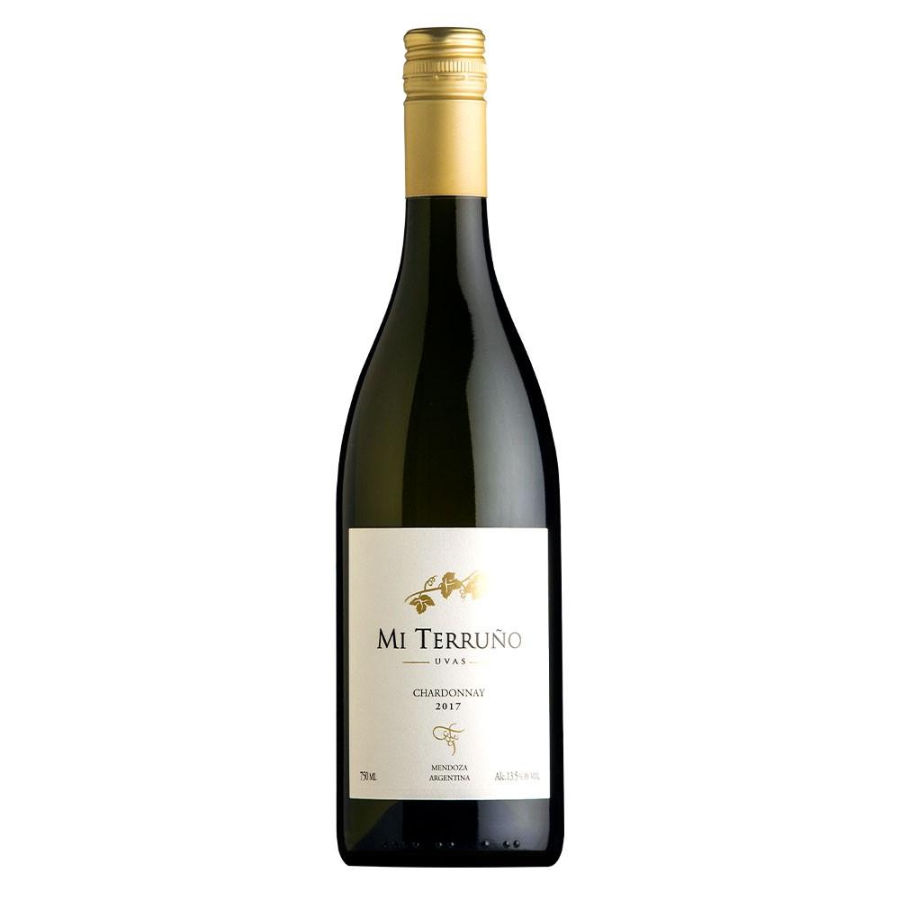 Mi Terruño Uvas Chardonnay 2020
