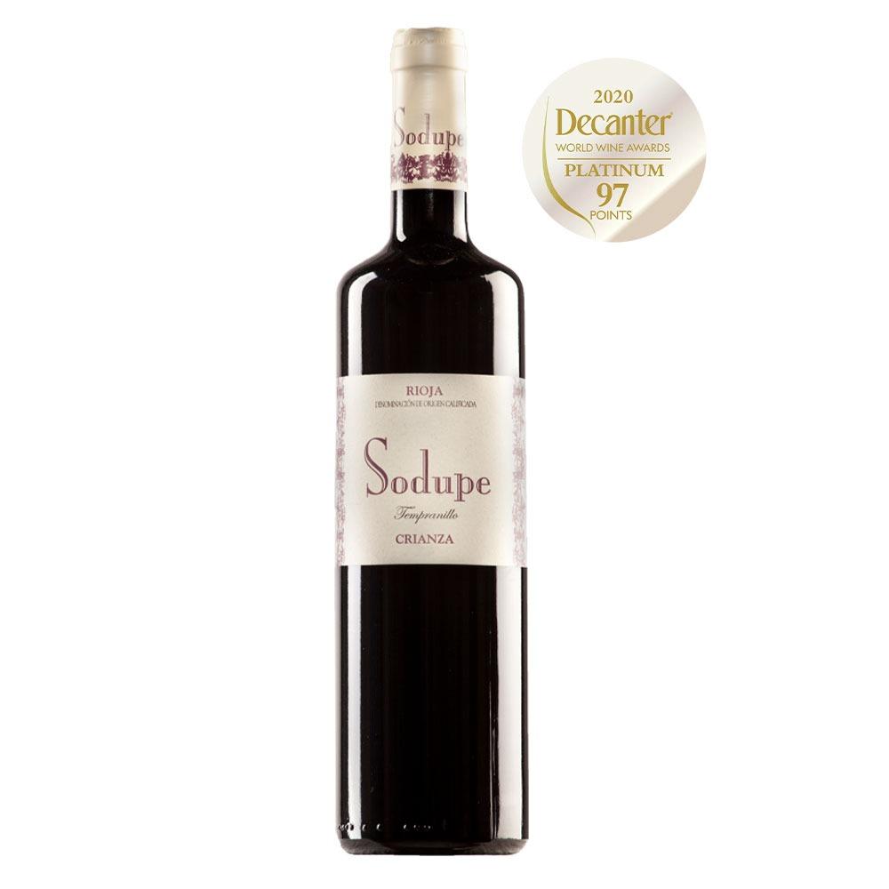 Rioja Sodupe Templanillo Crianza