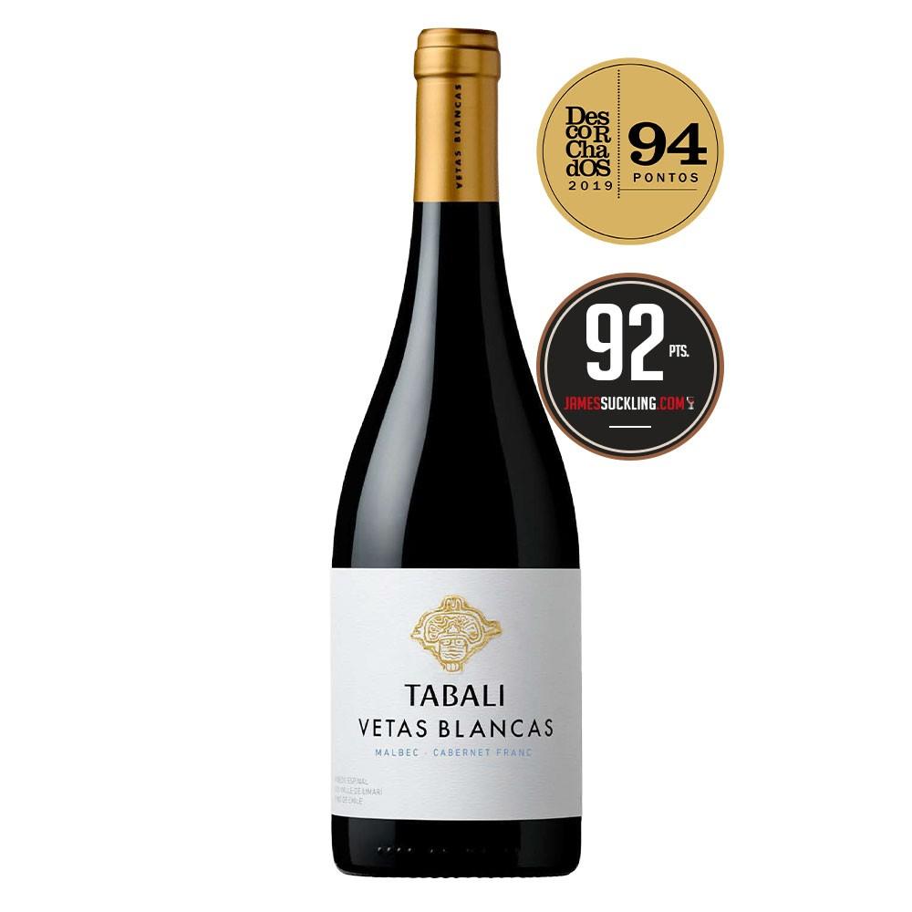 Tabalí Vetas Blancas Reserva Especial Malbec - Cab Franc 2017