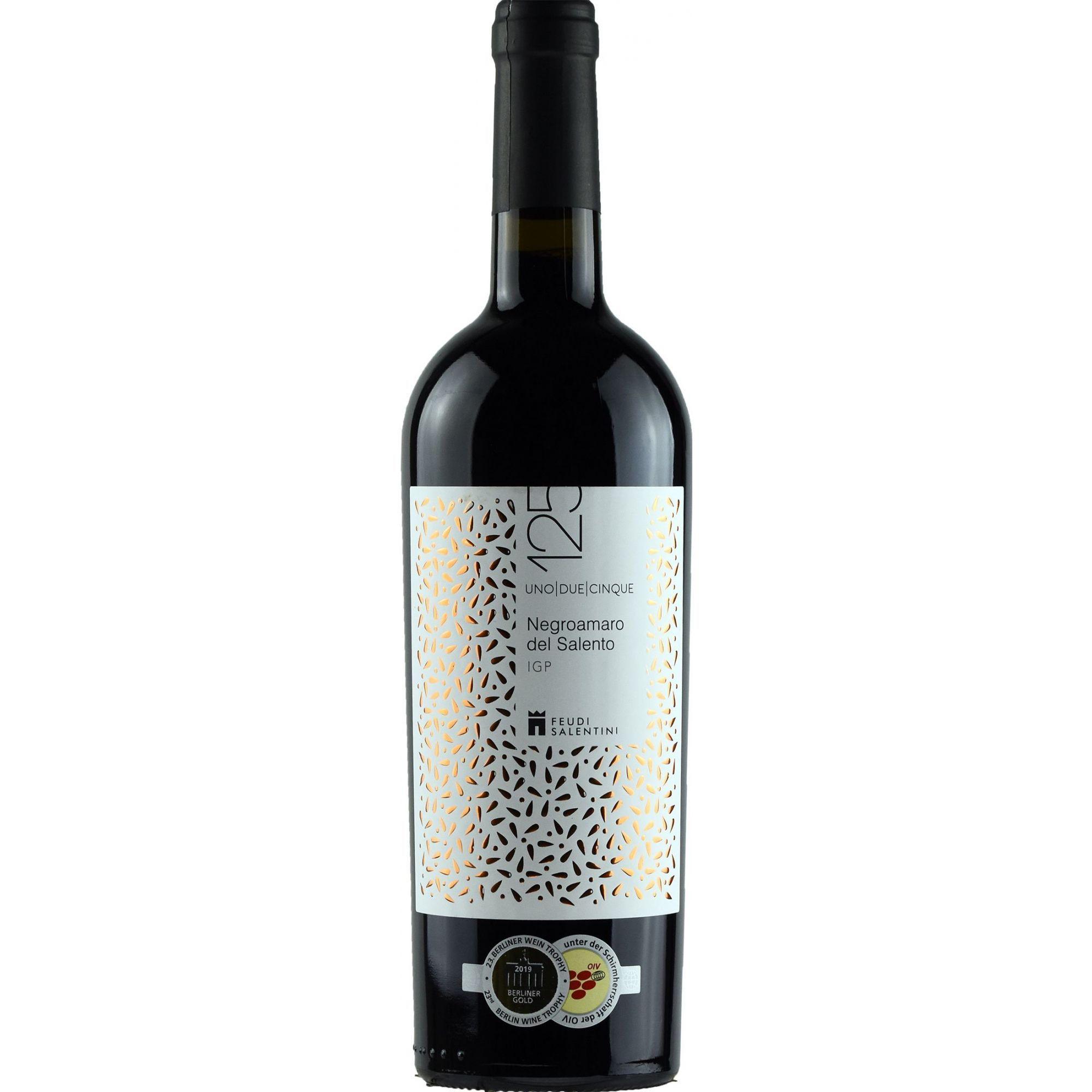 Vinho 125 Gocce Negroamaro del Salento 2018