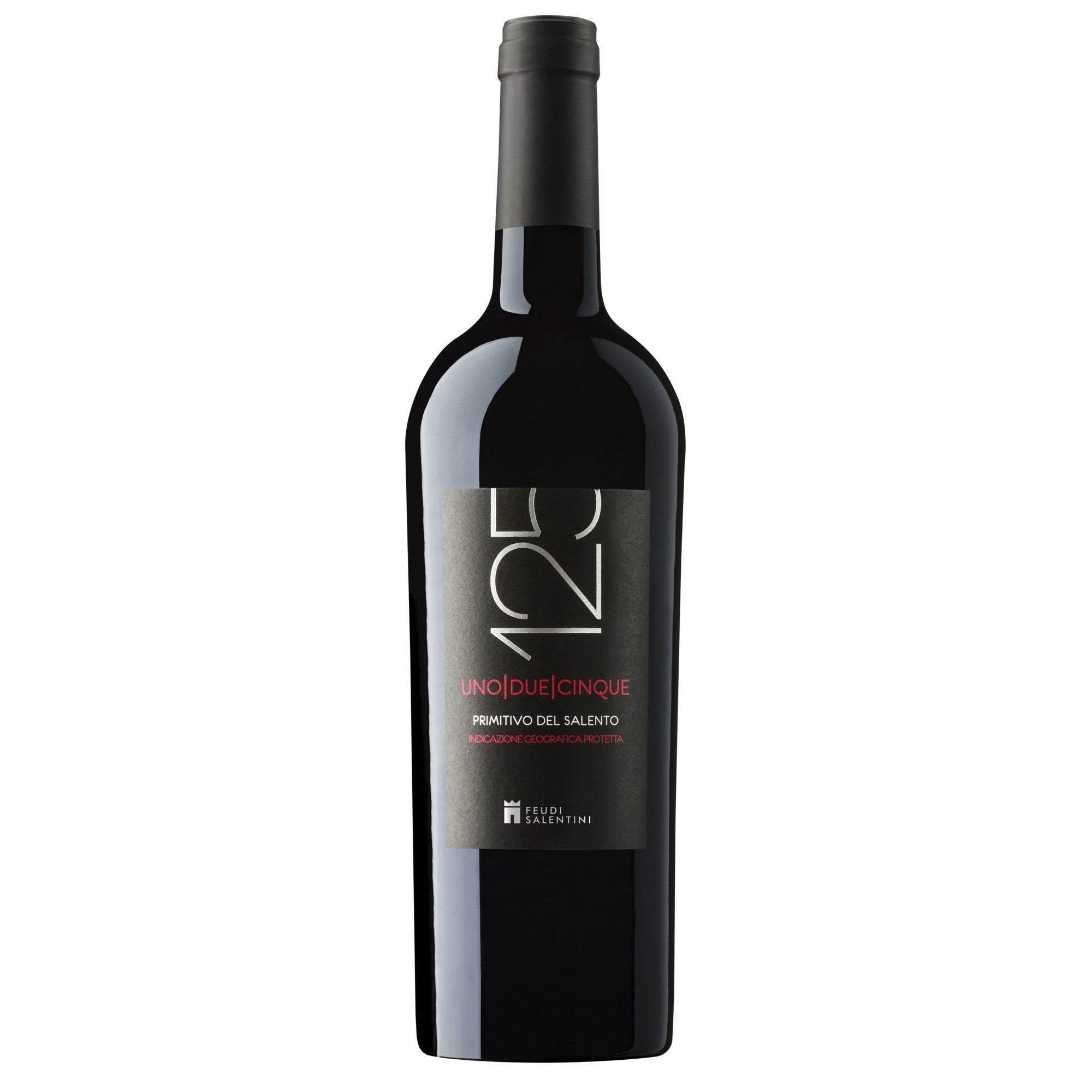Vinho 125 Primitivo del Salento