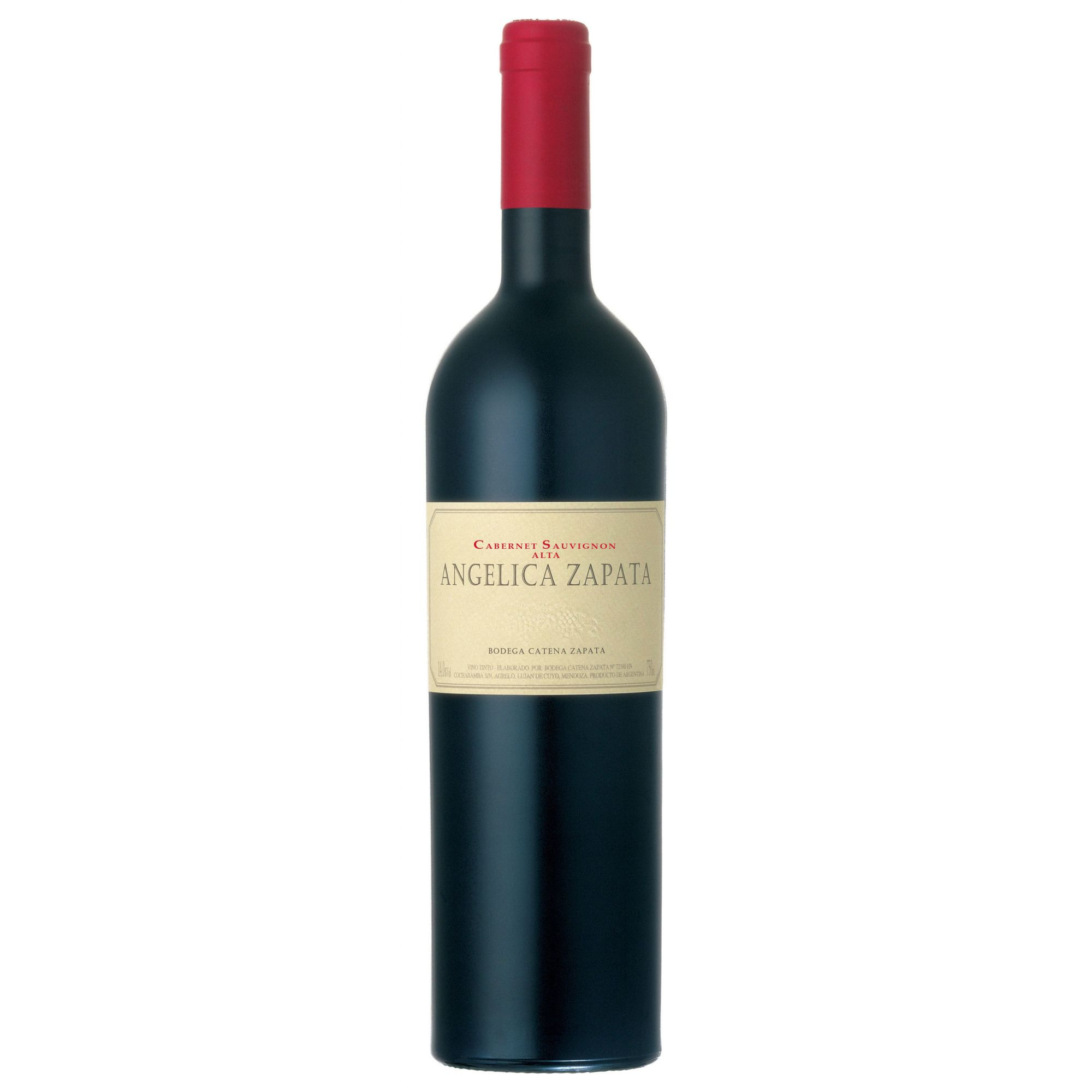 Vinho Angelica Zapata Cabernet Sauvignon