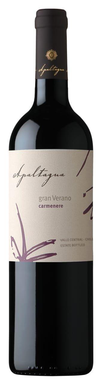 Vinho Apaltagua Gran Verano Carmenere 375ml