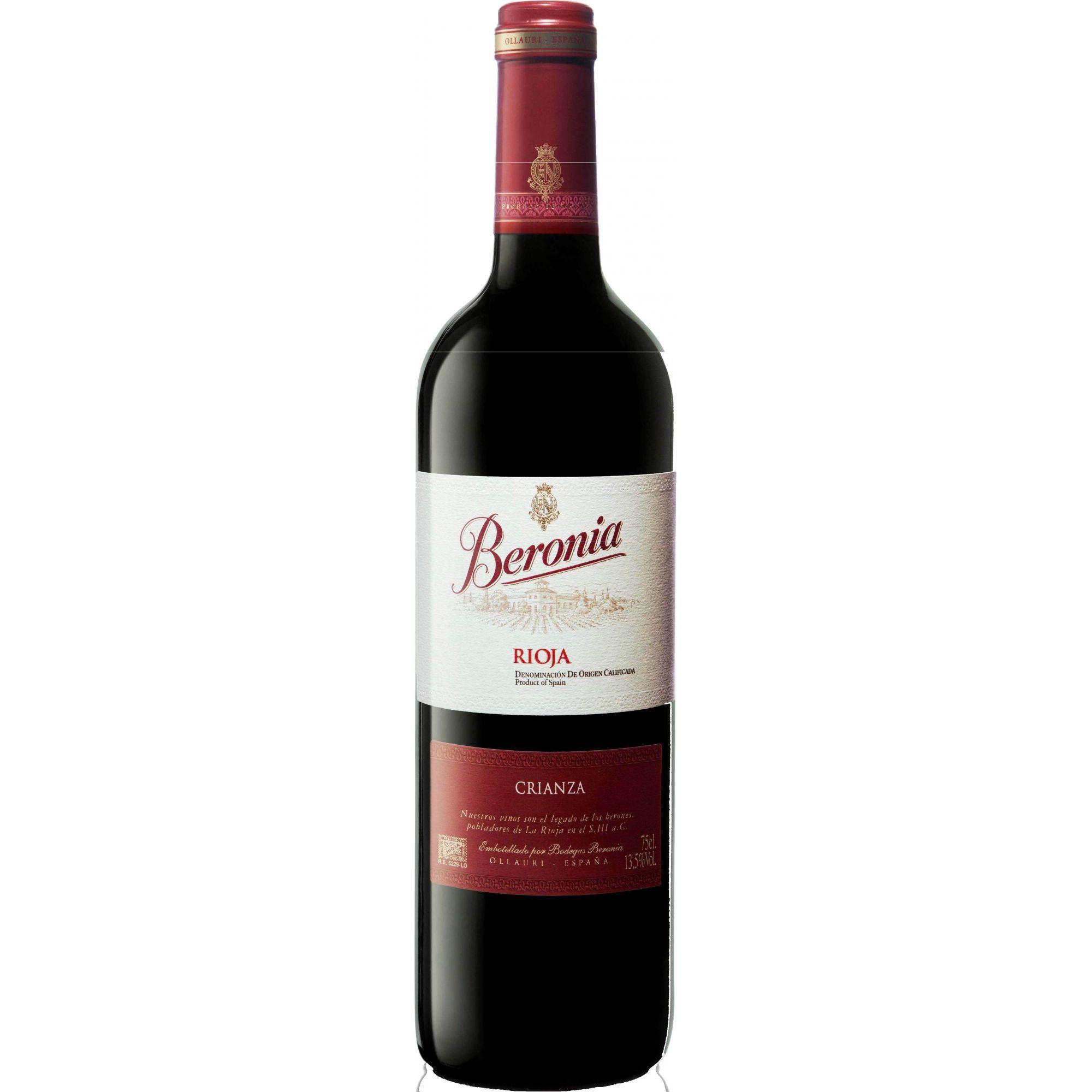 Vinho Beronia Crianza Rioja