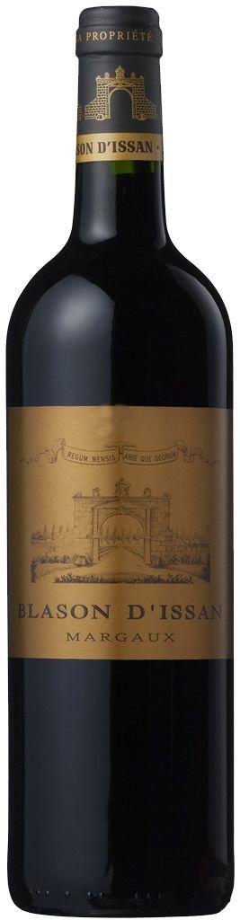 Vinho Blason D'Issan Margaux 2012
