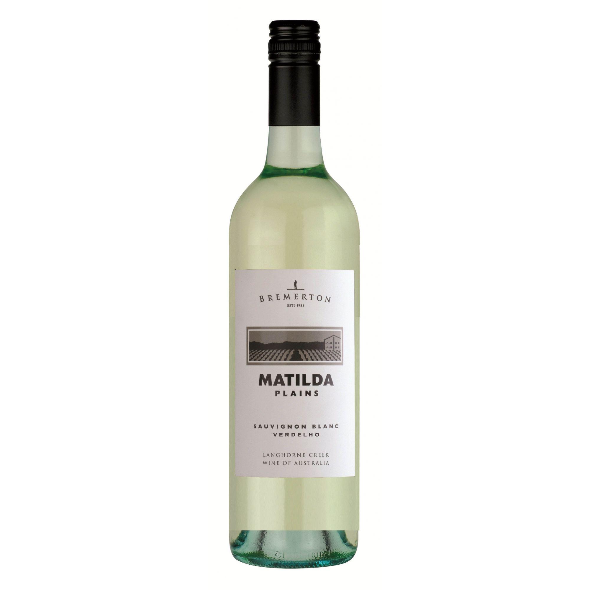 Vinho Bremerton Matilda Sauvignon Blanc - Verdelho