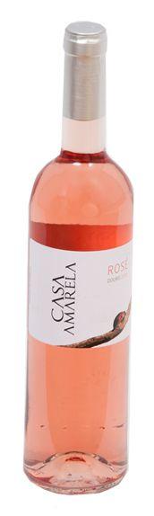Vinho Casa Amarela Douro Rose 2017