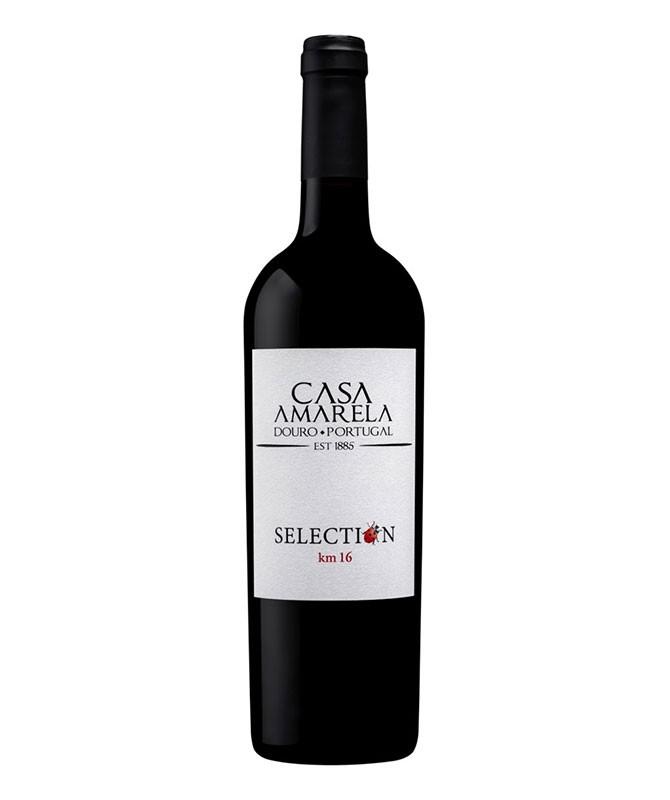 Vinho Casa Amarela Selection Km 16 Douro 2016