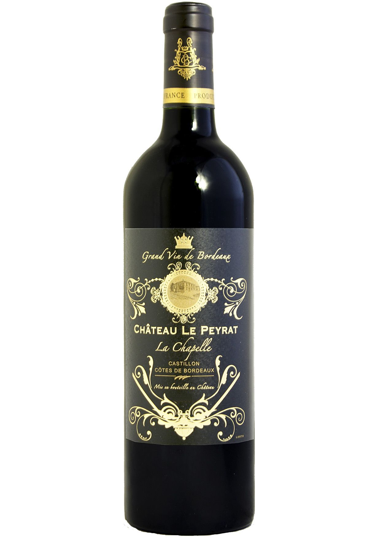 Vinho Chateau Le Peyrat La Chapelle
