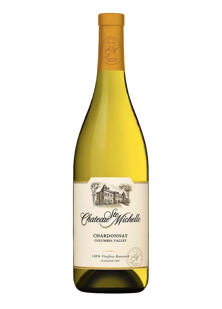 Vinho Chateau Ste Michelle Chardonnay