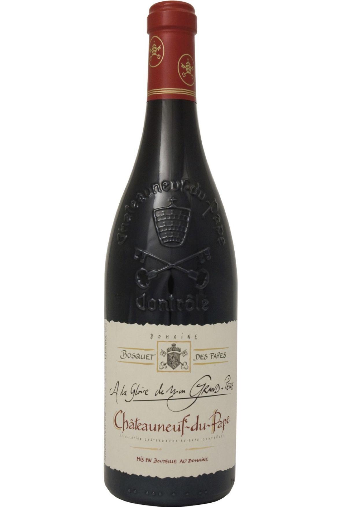 Vinho Chateauneuff du Pape Ala Gloire De Mon Grand