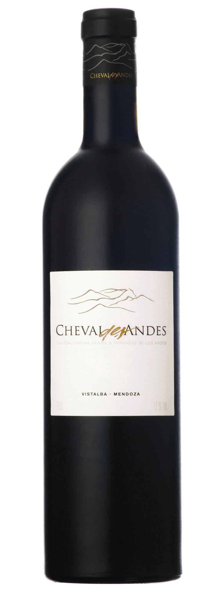Vinho Cheval des Andes
