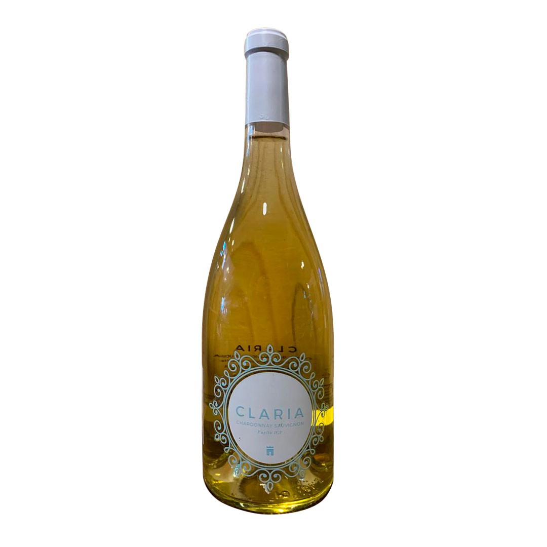 Vinho Claria Chardonnay Sauvignon Puglia IGP 2016