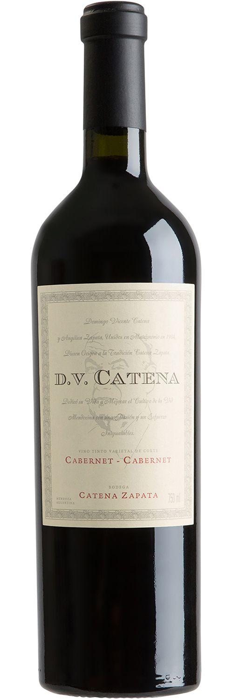 Vinho D.V. Catena Cabernet/Cabernet