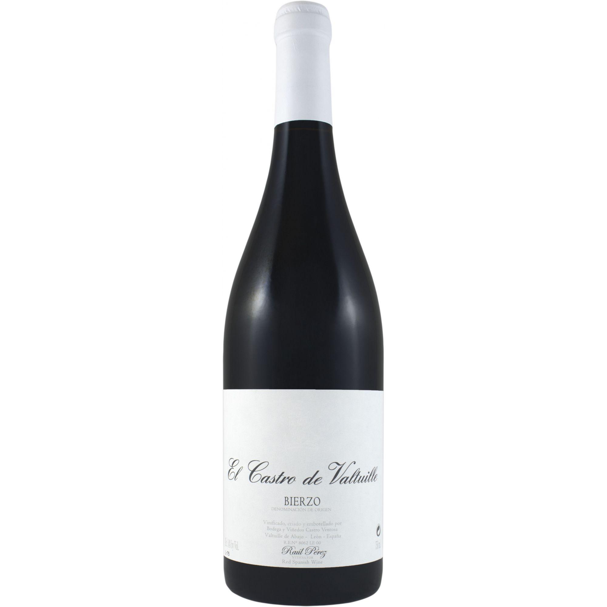 Vinho El Castro de Valtuille Bierzo 2012
