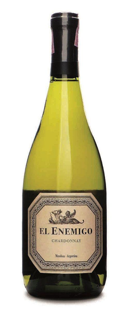 Vinho El Enemigo Chardonnay