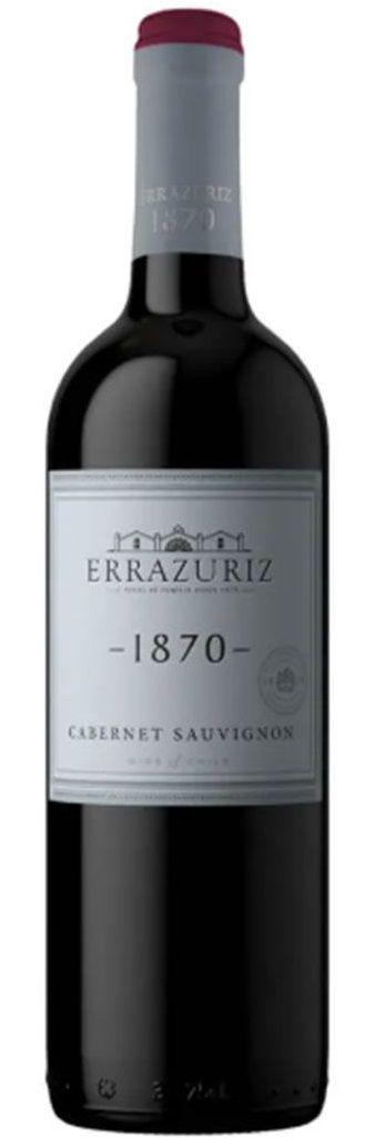 Vinho Errazuriz 1870 Cabernet Sauvignon