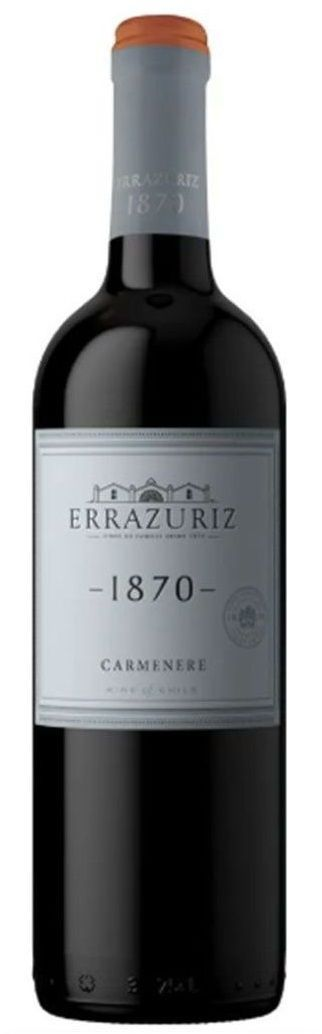 Vinho Errazuriz 1870 Carmenere