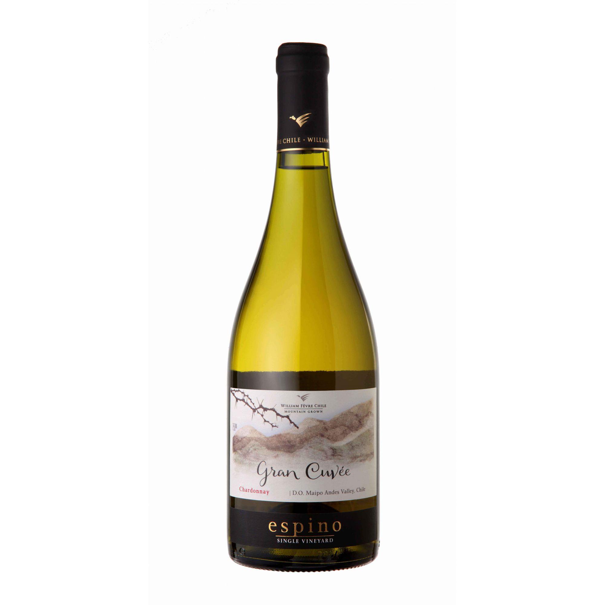 Vinho Espino Gran Cuvee Chardonnay 2018