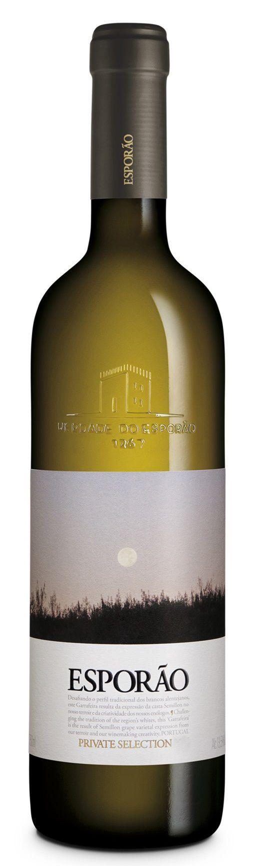 Vinho Esporão Private Selection Branco