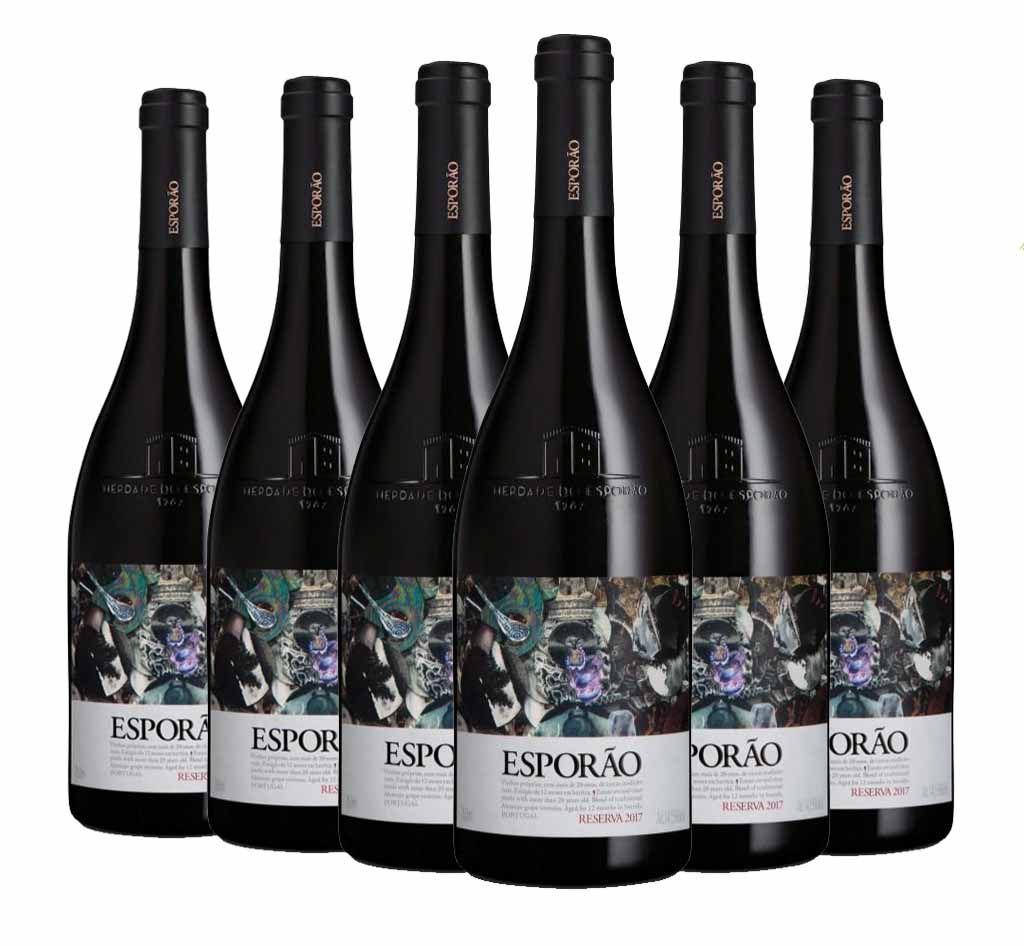 Vinho Esporão Reserva 2017 | 6 Garrafas