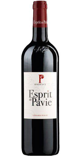 Vinho Esprit de Pavie Bordeaux