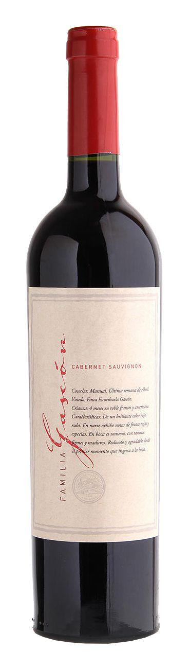 Vinho Familia Gascon Cabernet Sauvignon