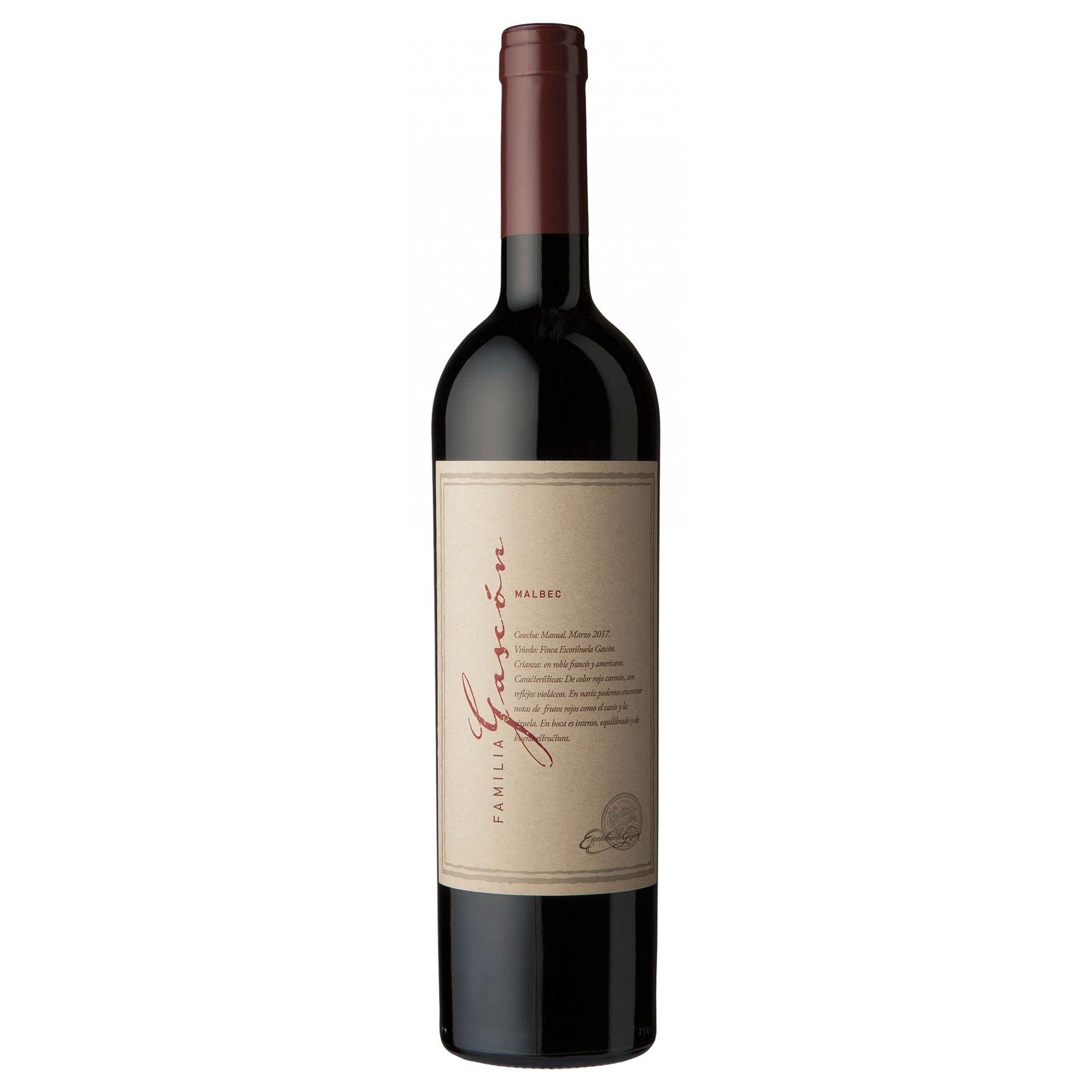 Vinho Familia Gascon Malbec