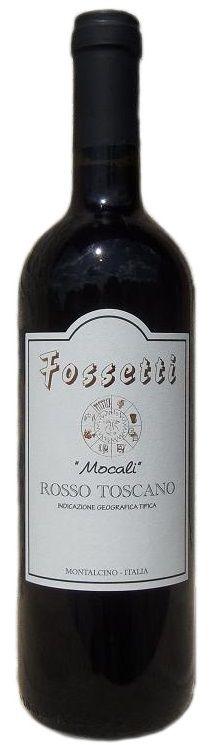 Vinho Fossetti Rosso Toscano