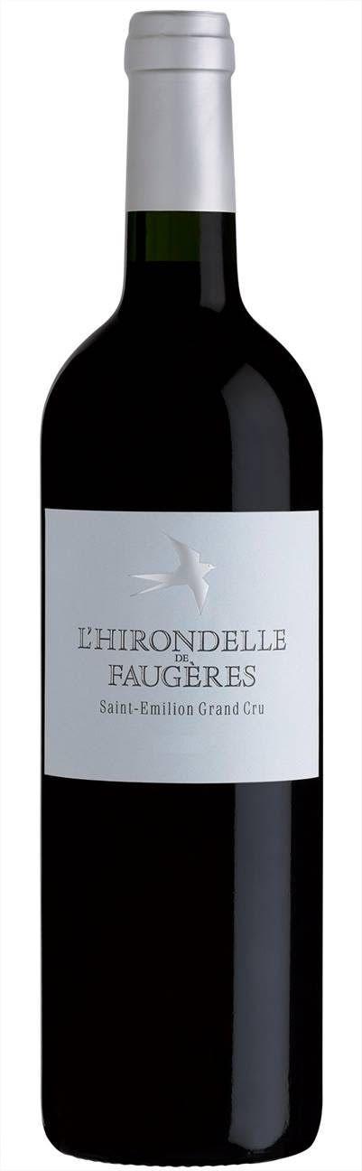 Vinho L 'Hirondelle de Faugères St. Emillion Grand