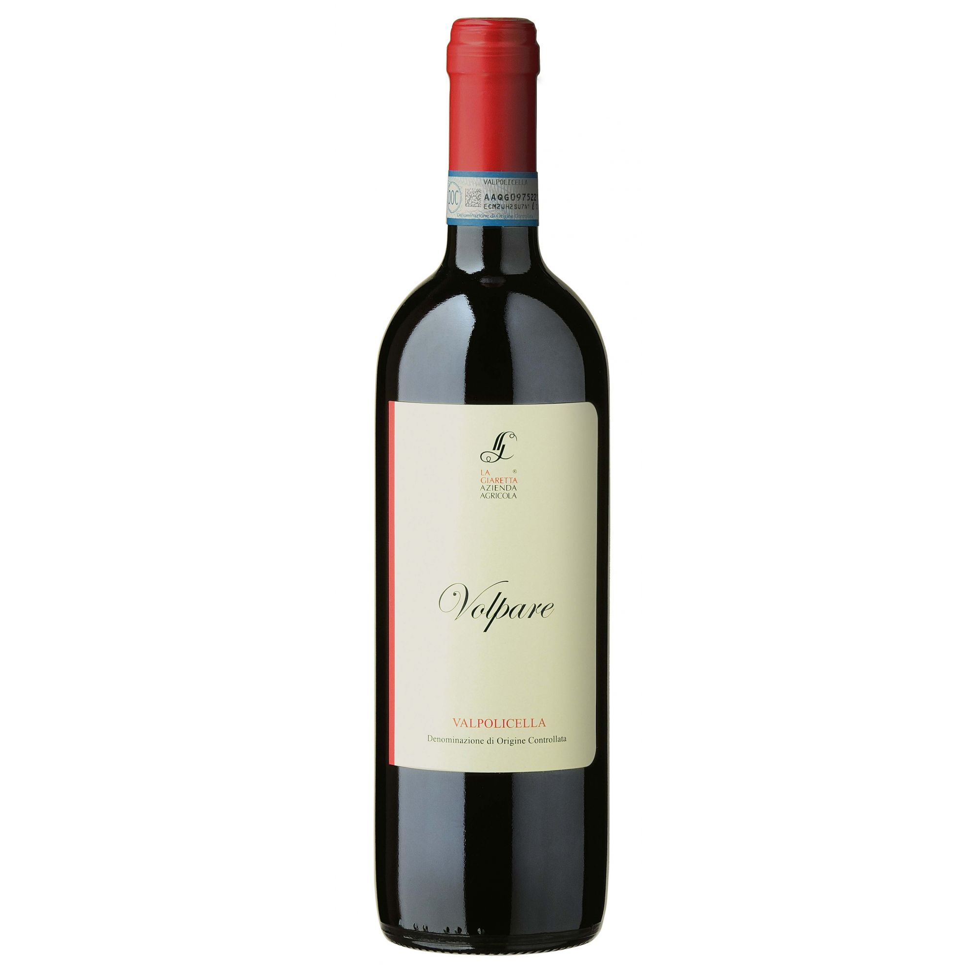 Vinho La Giaretta Valpolicella Volpare 2017
