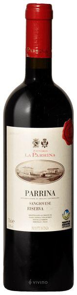 Vinho La Parrina Riserva