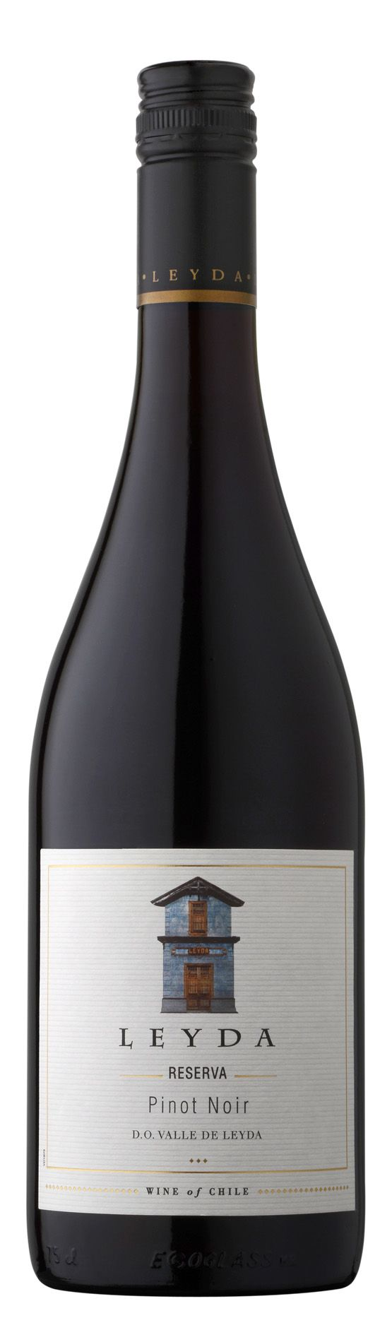 Vinho Leyda Reserva Pinot Noir 375 ml