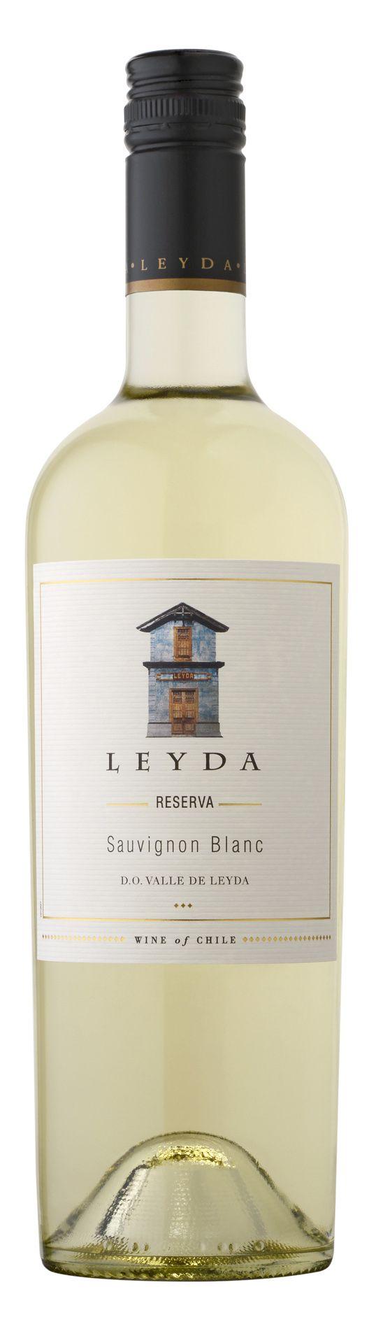 Vinho Leyda Reserva Sauvignon Blanc