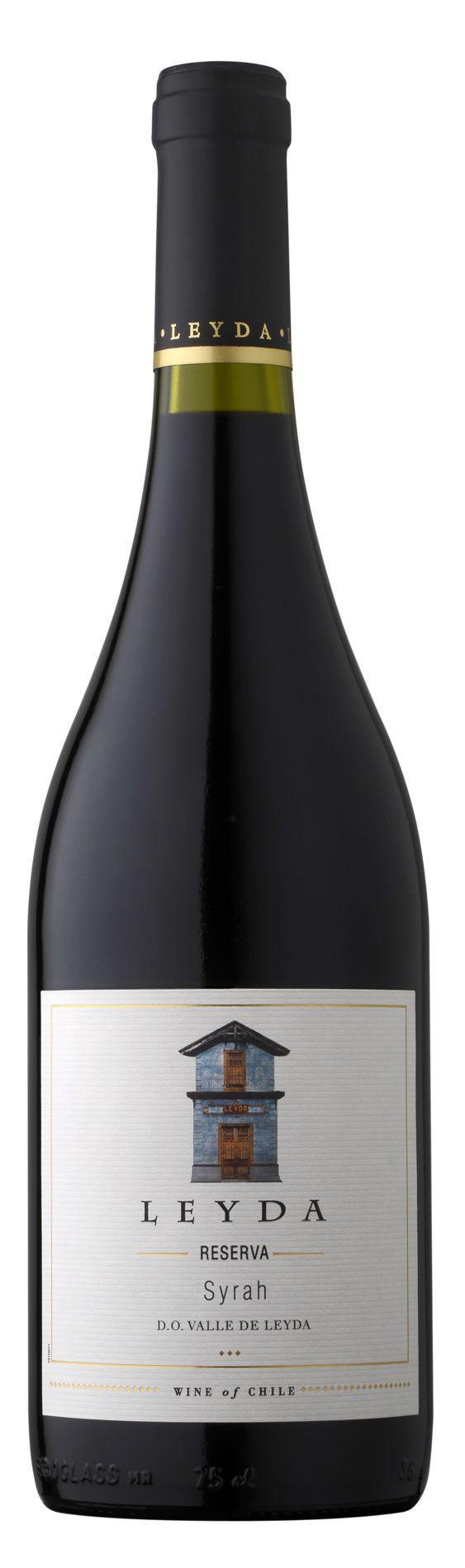 Vinho Leyda Reserva Syrah