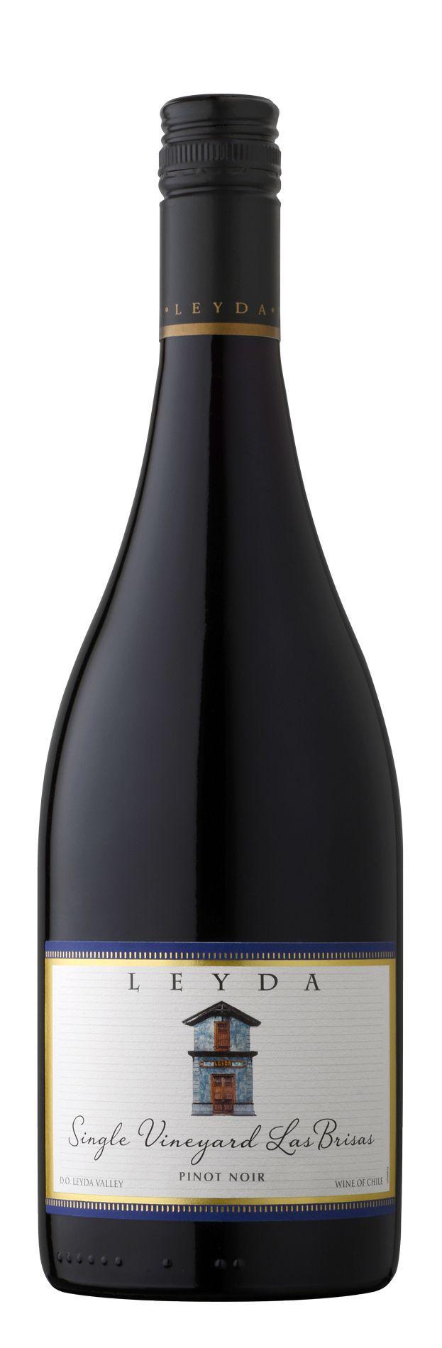 Vinho Leyda Single Vineyard Las Brisas Pinot Noir