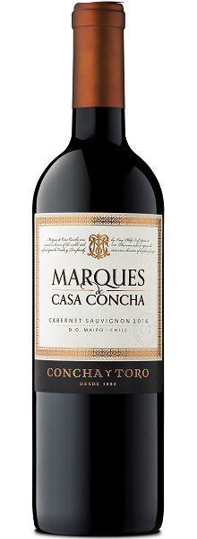 Vinho Marques de Casa Concha Cabernet Sauvignon