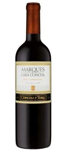 Vinho Marques de Casa Concha Carmenere